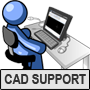 TS CAD Support